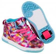 Heelys Flash 2 Snake Pink Metalic